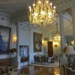 Entramos en las estancias reales del Palacio de la Magdalena y tú también puedes hacerlo
