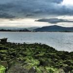 La bahía y Peña Cabarga