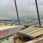 El Brittany Ferries saluda a Cantabria Infinita