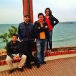 Le Club Estéreo componen, tocan y cantan 'indie-pop' en Santander