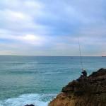 De paciente pesca