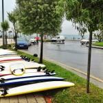 A las tablas de surf no les va el asfalto