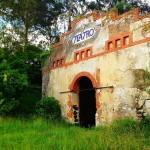 El teatro abandonado de la isla de los fantasmas