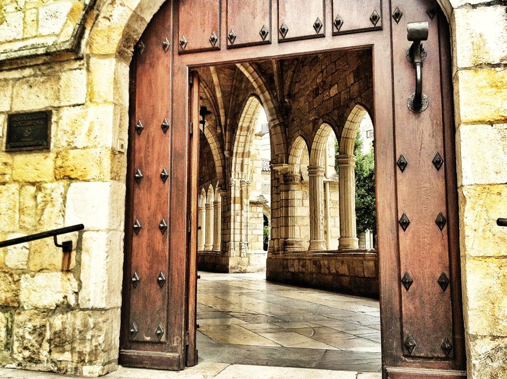 entradaclaustrocatedralsantander