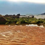 Las huellas del mar