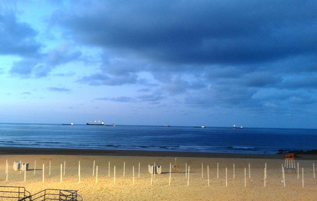 'Tierra, mar y aire'. Autor: Juan Antonio Gila