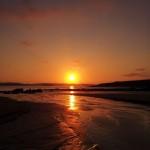 'La playa de Loredo'. Autora: Loles Rubio