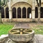 La vida en Santander: El recogimiento del claustro de la catedral