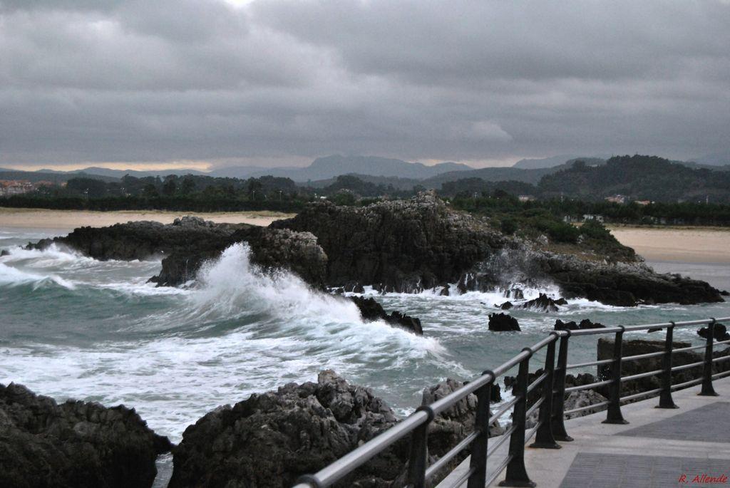 'Mar Brava'. Imagen tomada en Isla. Autor: Rafa 'Robespierre'