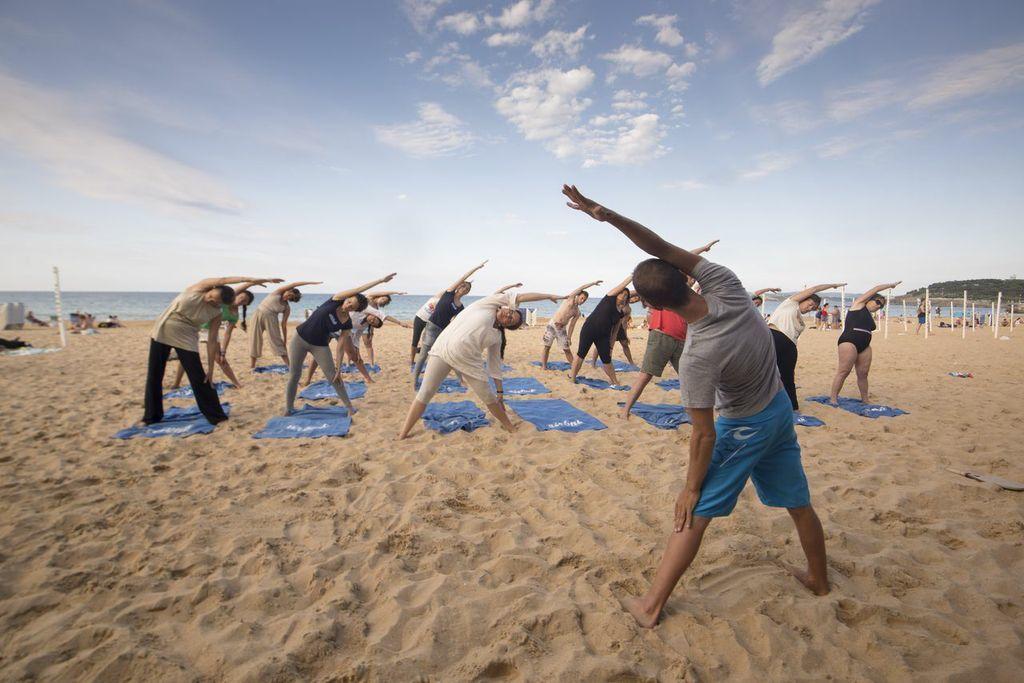 yogaairbnbsardinero