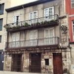 El edificio habitado más antiguo de Santander está en la calle Alta