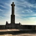 Paisaje desde el monumento del faro