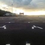 El Mundial de Vela estrena parquing para barcos
