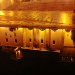 La catedral del revés