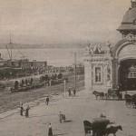 La desaparecida Estación de Ferrocarril de la Costa