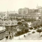 Los Jardines de Pereda en 1900
