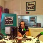 Hugo Lebaniegos, el despertador de Onda Cero Cantabria