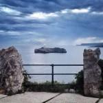 La isla de Mouro se viste de azul