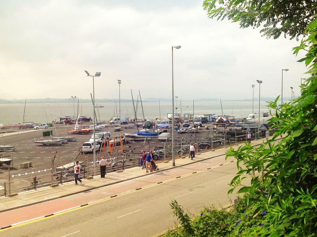 san-martin-barcos-mundial-vela-2014-vista