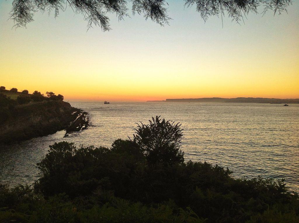 segundos-antes-de-salir-el-sol-en-santander
