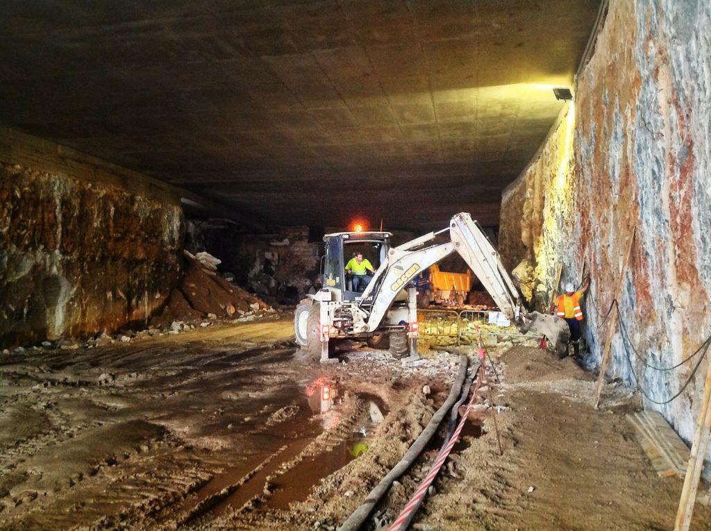 tunel-centro-botin-pared-excavadora