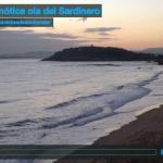 La hipnótica ola del Sardinero