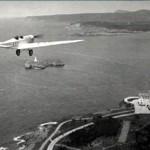 Volando sobre la Magdalena en tiempos de blanco y negro