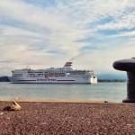 Good bye Brittany Ferries