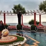 Rocío, la jardinera del Santander más noble