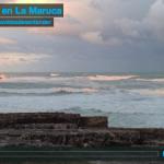 Oleaje en La Maruca