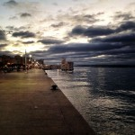 Paz en la bahía, combate en el Sardinero