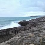 La isla de Mouro se tira por el tobogán