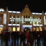 Así luce la Navidad en Santander
