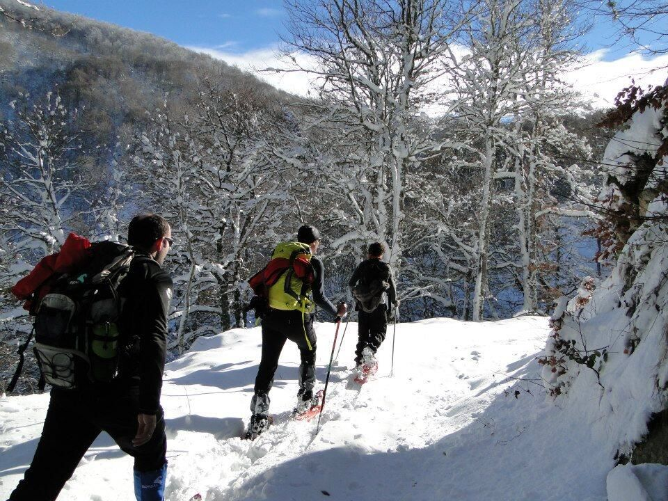 raquetas-nieve-naturea-cantabria
