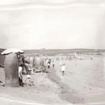 Un barquillero en la segunda del Sardinero