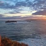 Camino del resguardo de la bahía