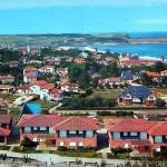 Santander cuando Cueto era puro monte