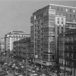 La calle Jesús de Monasterio en tiempos de Simago
