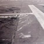 El aeropuerto de Parayas cuando a su alrededor sólo había marismas