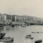 El muelle de Santander en 1893