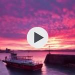 La espectacular belleza de Santander en movimiento