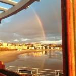 Arco Iris desde Piquío