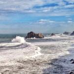 Costa Quebrada también aguanta el temporal