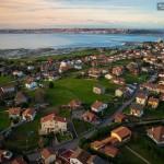 Pedreña y Santander desde otro punto de vista