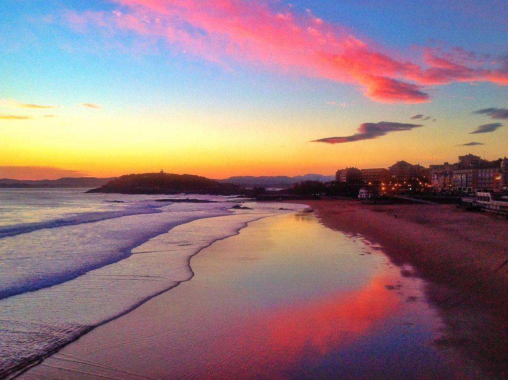 tres-olas-sardinero-santander-amanecer