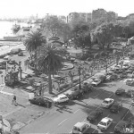 El Paseo Pereda y el muelle Calderon a finales del siglo XX