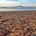 La playa de la Magdalena en modo pedregal