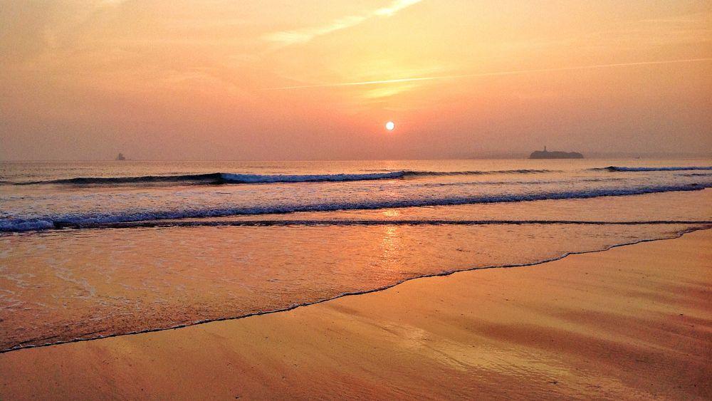 amanecer-sardinero-santander-playa