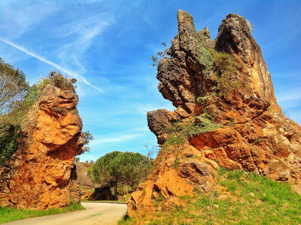 cabarceno-rocas