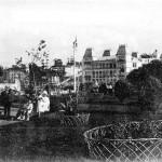 Los Jardines de Piquío en 1905 y unos cuantos santanderinos bien señoriales